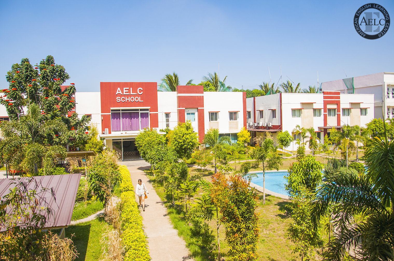 American English Learning Center ( AELC )